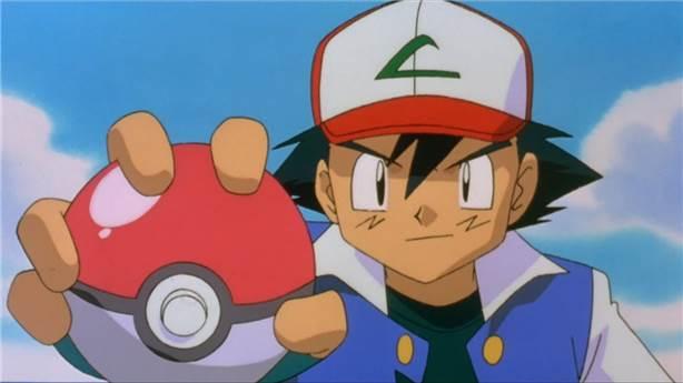 Pokemon, ben seni seçiyorum!