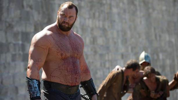 b. The Hound – The Mountain (Cleganebowl)