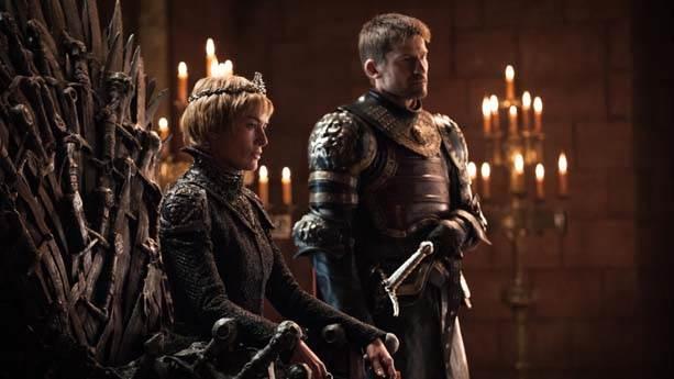 d. Jamie Lannister – Cersei Lannister
