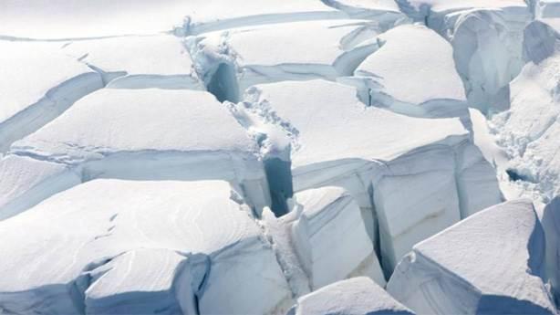 7- Antarktika'nın insanla tanışması