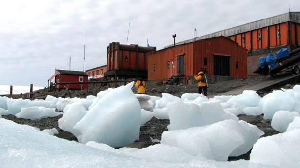 2- Antarktika'daki medeniyet ve burada doğan doğan kişi