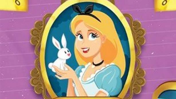 10- Alice Harikalar Diyarında