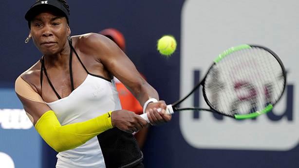 3. Venus Williams