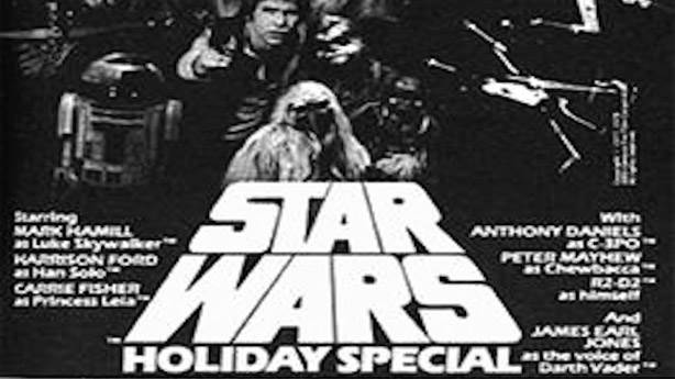 3- The Star Wars Holiday Special (1978)