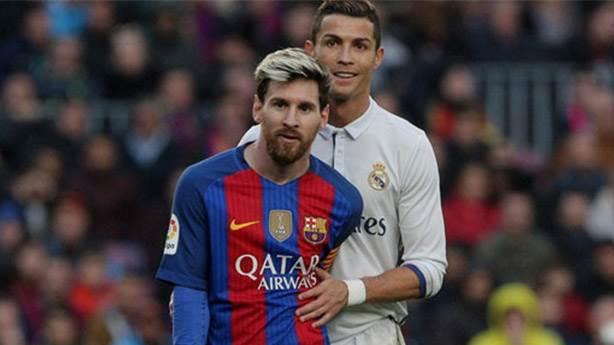 Messi de çalışıyor, Ronaldo da doğuştan yetenekli