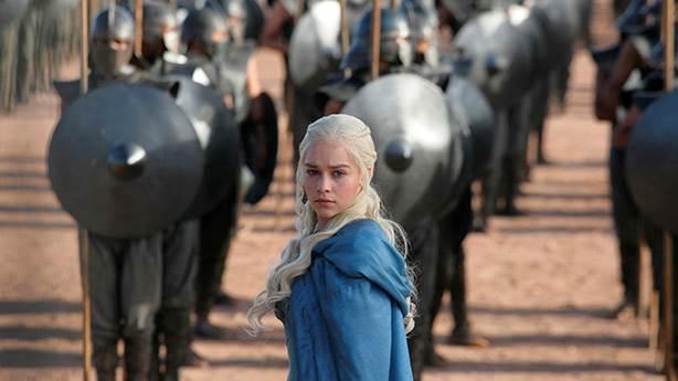 Game of Thrones büyük bir fenomenken