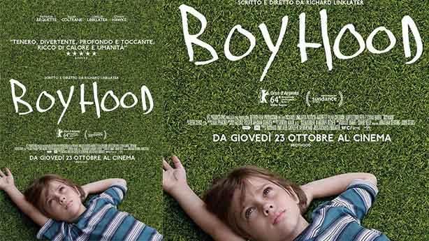 4- Çocukluk (Boyhood), 2014