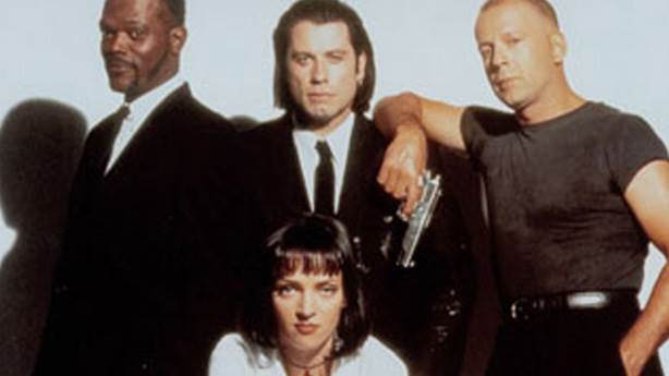 8- 'Ucuz Roman' / 'Pulp Fiction'