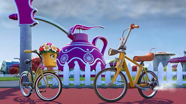 3- Bisikletler (Bikes)