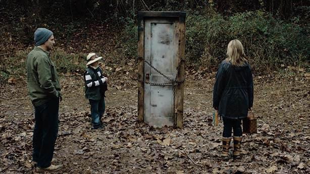 4- Lanetli Kapı 'Paranormal Orman' (Door in the Woods)