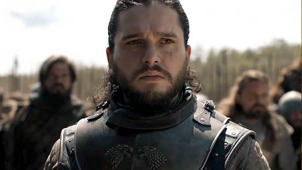 1- Jon Snow
