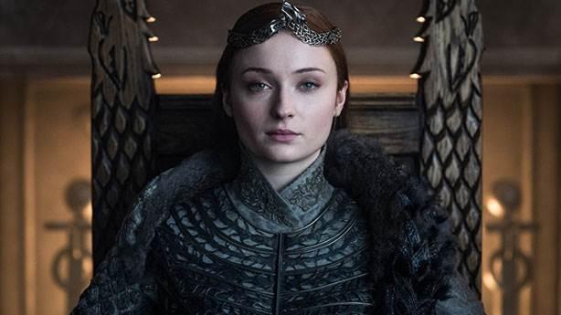 4- Sansa Stark
