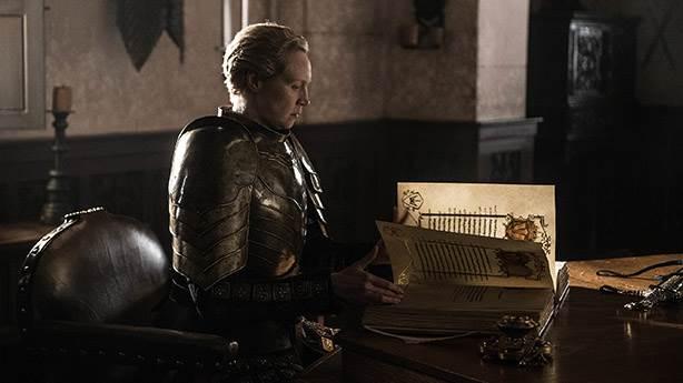6- Brienne of Tarth