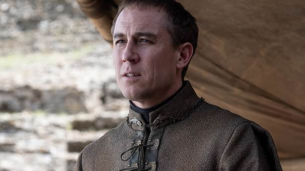 11- Gendry Baratheon, Yara Greyjoy, Robin Arryn, Edmure Tully, Yohn Royce