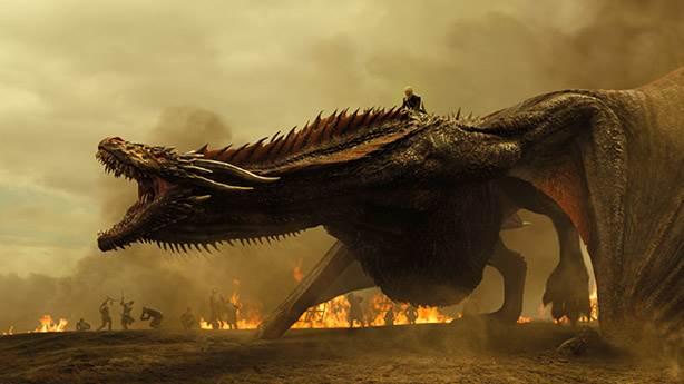 12- Drogon
