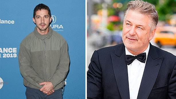 6. Alec Baldwin ve Shia LaBeouf