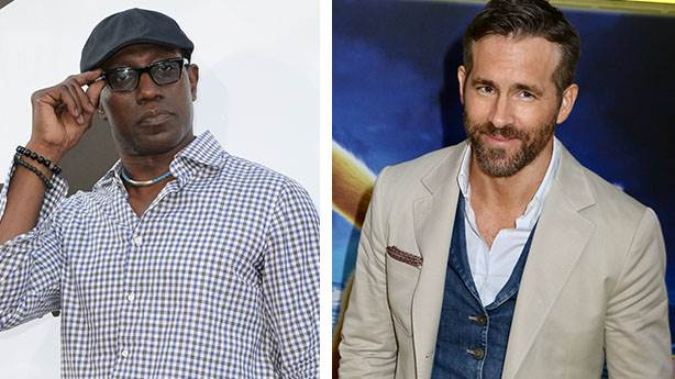 11. Wesley Snipes ve Ryan Reynolds