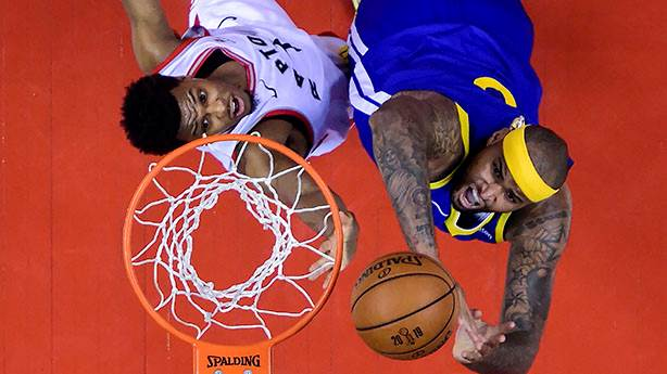 Warriors-Raptors serisi