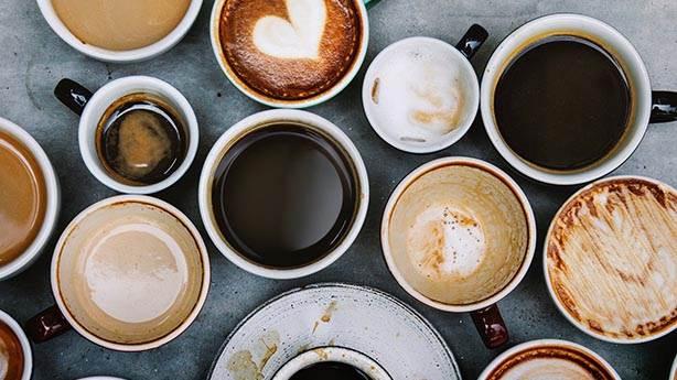 4. Kahve içmeyin, çay belki