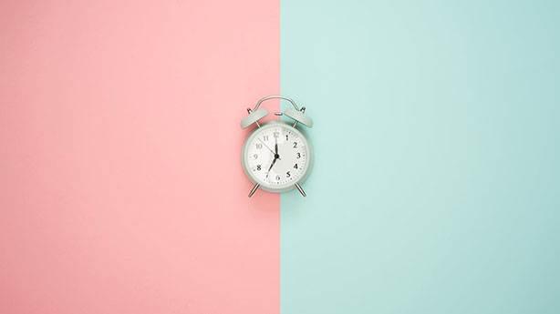 6. Alarmı ertelemeden kalkın