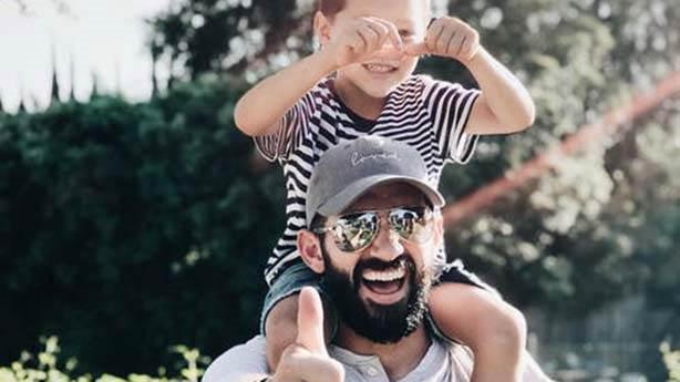 Baba-çocuk ilişkisini 'yönlendirmek'