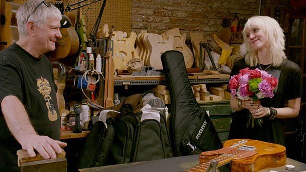4- Carmine Street Guitars