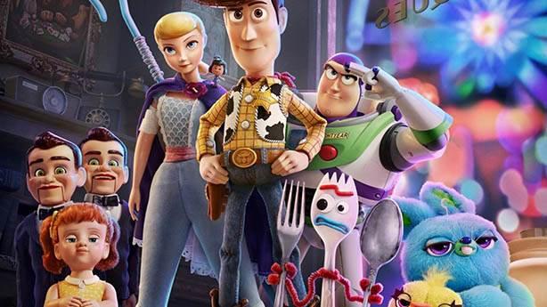 13- Oyuncak Hikayesi 4 (Toy Story 4)