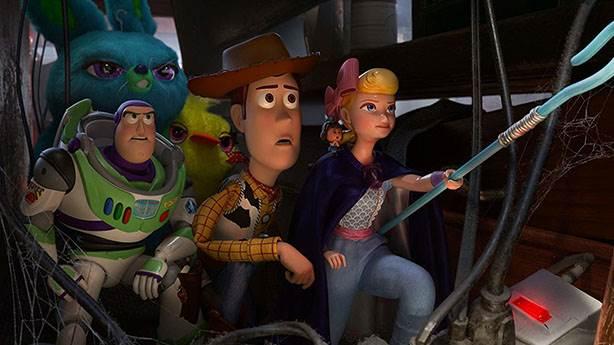 1- Oyuncak Hikayesi 4 ( Toy Story 4)
