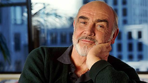 10- Sean Connery - Gandalf