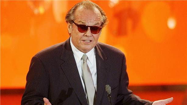 7- Jack Nicholson - Michael Carleone
