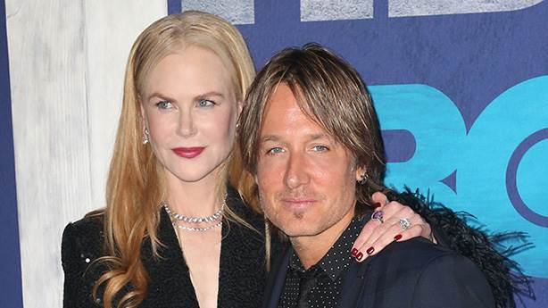 10. Nicole Kidman ve Keith Urban