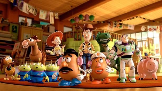 8. Oyuncak Hikayesi 3 (Toy Story 3)