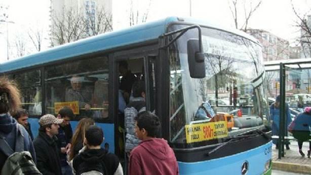 1- Yolcular yerleşmeden hareket etmek