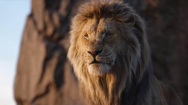 1- Aslan Kral (The Lion King)