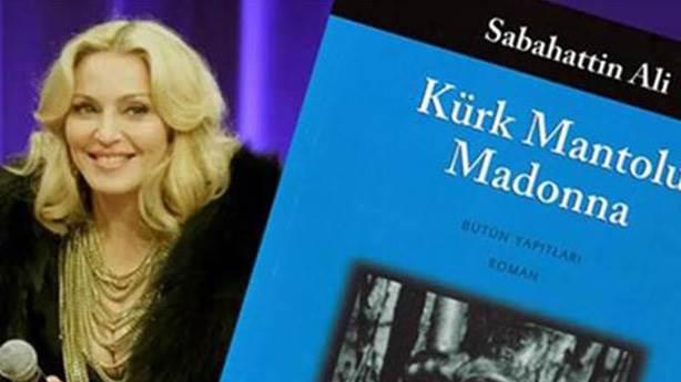 'Kürk mantolu' Madonna caps'leri