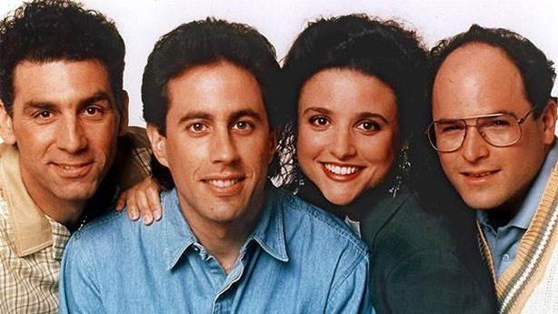 4. Jerry Seinfeld