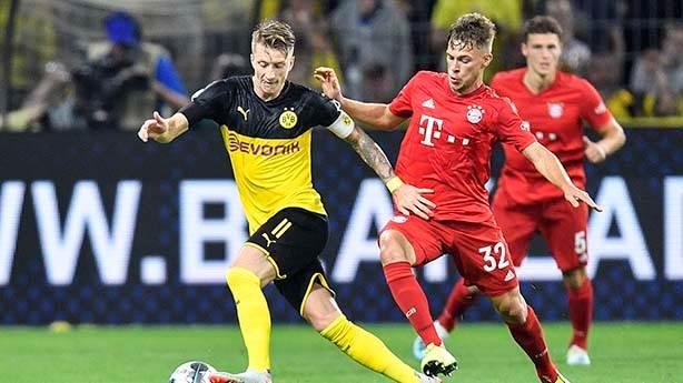 Aşırı formda bir Bayern Münih