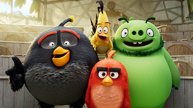 2- Angry Birds Filmi 2 (The Angry Birds Movie 2)