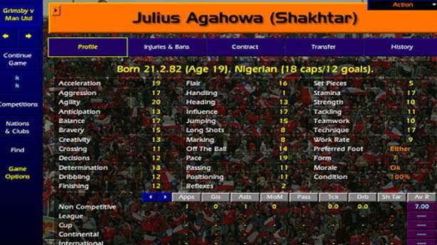 3- Julius Aghahowa