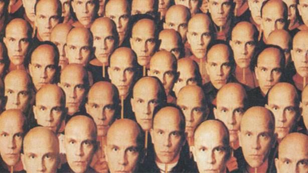 9- Being John Malkovich / John Malkovich Olmak