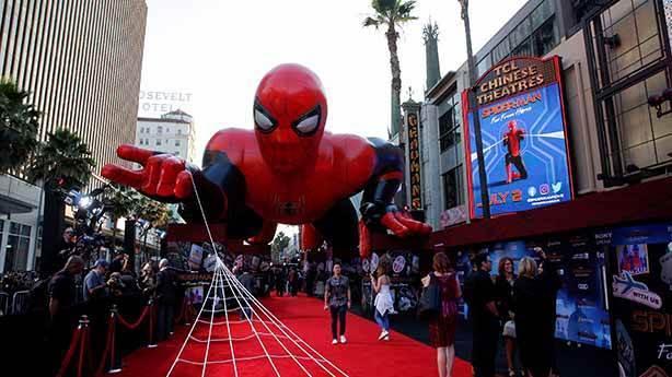 Sony'nin Spider-Man'ine alışacağız