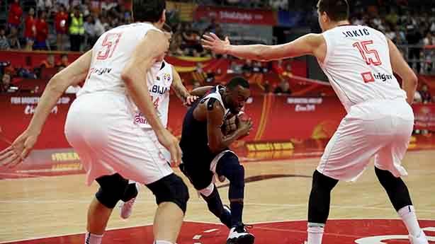 Başka ülkelerden NBA'e...