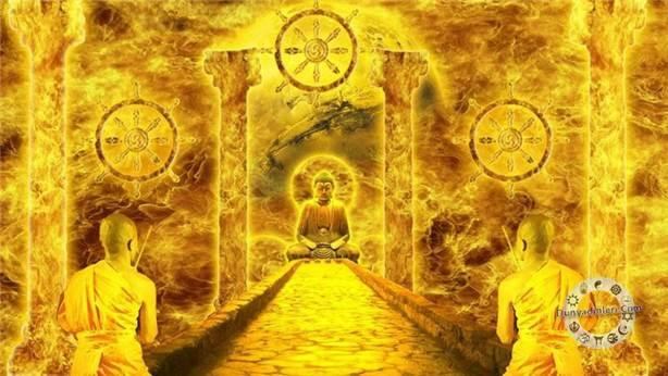 Dördüncü asil Gerçek, zihnin gerçek yolu: Magga