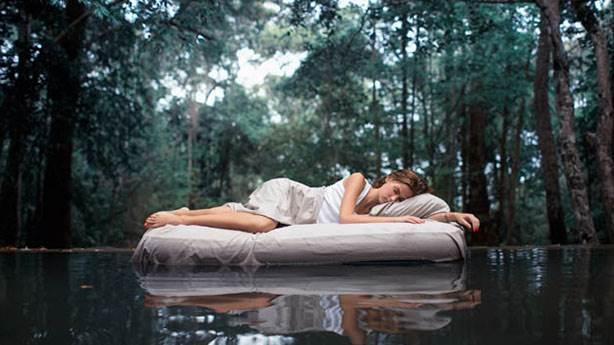 2- Şahane bir uyku çekmek