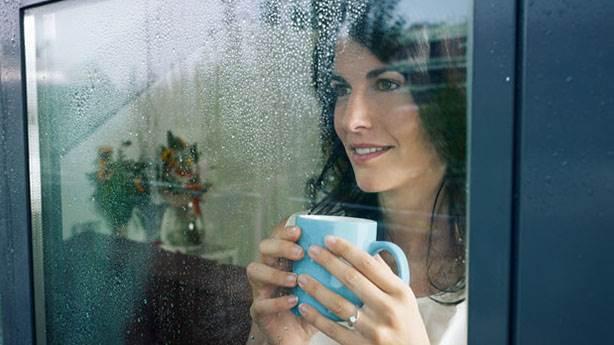 3- Pencereden dışarıyı izlemek
