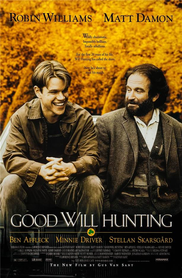 2) Can Dostum ( Good Will Hunting )