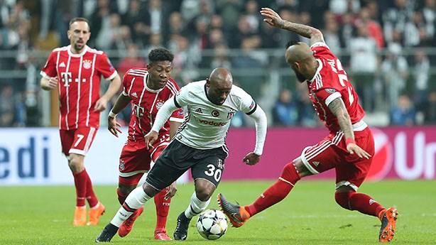 Bayern Münih çıkınca…
