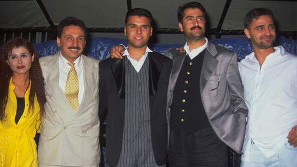 """Mahsun, İbo, İzzet, Alişan, Özcan..."""