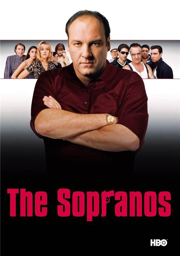 1) The Sopranos (1999 – 2007)