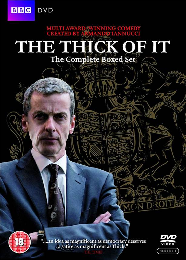 4) The Thick Of İt (2005-2012)